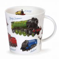Kubek Cairngorm Classic Collection Trains 480ml Dunoon
