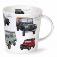 Kubek Cairngorm Classic Collection Land Rovers 480ml Dunoon